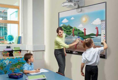 Proyectores Interactivos Epson para Educación